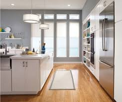 white maple opaque cabinet finish kemper cabinetry