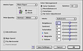 Select Custom As The Mode Setting In Print Dialog Box Then Click Advanced Button Opens