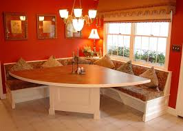 kitchen booth seating ideas home design and decor