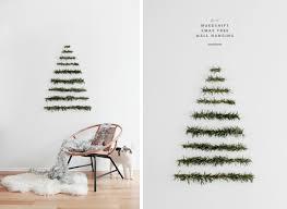 Tree Wall Decor Ideas by 60 Cool Alternative Christmas Tree Ideas U2022 Cool Crafts