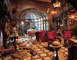 Steampunk Interior Design Style And Decorating Ideas 8