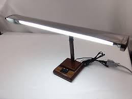 Underwriters Laboratories Portable Lamp Brass by Vintage Underwriters Laboratories Brass Portable Desk Lamp
