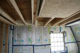 Insulating Cathedral Ceiling With Roxul by Hanover Nh Dartmouth College Dormitory Retrofit 475 High