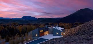 100 Rick Joy Sun Valley House Dowbuilt
