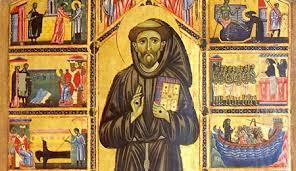 jesus homepage at rejesus francis of assisi