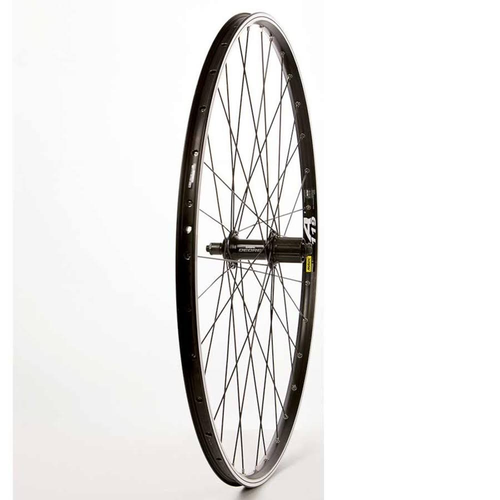 The Wheel Shop Rear 700c Mavic A119 Black FH-M525 32 DT