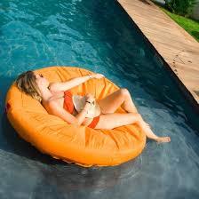siege de piscine gonflable fauteuil gonflable pour piscine nap