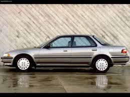 Acura Integra 1990 pictures information & specs