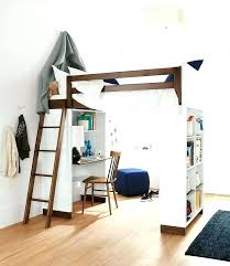 desk bed combo ikea loft beds loft bed with desk white pull out