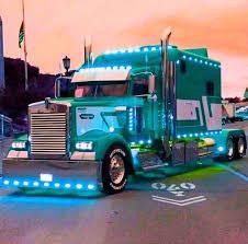 Pin By Casey Cozart On Big Truck Stuff | Pinterest | Rigs, Semi ...