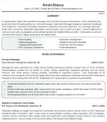 Customer Service Manager Resume Template Client Examples