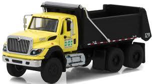 2017 International WorkStar 7600 Dump Truck