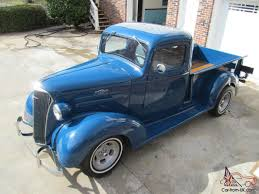 1937 CHEVROLET TRUCK RAT ROD 350 V8 / 350 TURBO AUTOMATIC HEAT & AIR ...