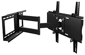 ricoo support tv mural orientable inclinable r03 meuble tv mural