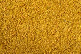 Texture Of The Yellow Surface With A Nap In High Definition