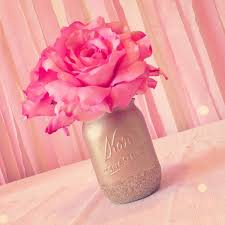 Pink White And Gold Birthday Decorations by Best 25 Gold First Birthday Ideas On Pinterest First