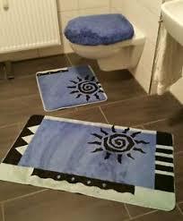 badezimmer teppich bad garnitur ebay kleinanzeigen