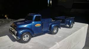 Rare Tonka 1956 Blue Pickup And Box Trailer All Original | Toy ... 2003 Hummer H1 Search And Rescue Overland Series Rare 2 Door Truck Sgt Rock Rare 41 Dodge Pickup Stored As Tribute To Military Chevy Trucks Beautiful 1952 Chevrolet C 10 Hot Rod Street Rat 1954 Ford F 600 Vintage For Sale This Skyranger Convertible Is A Pickup Truck Aoevolution 1951 Bseries Dually Auto Restorationice A Mercury But Not What You Think Cars Coffee Talk Lightning In Bottleford Harnessed Check Out This 1972 Mazda B1800 Photo Of The Day Somalia Pictures Mogadishu Port 1957 F250 4x4 Must Be Saved Fordtruckscom Racer Get Back On Our Track Central Western Daily