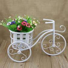 Patio Plant Stands Wheels by Enchanting Accessories For Garden Decoration With Bicycle Planter