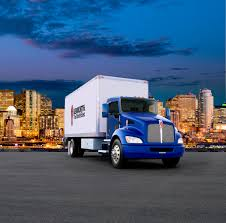 Kenworth And PACCAR Financial Begin Cargo Van Lease Program
