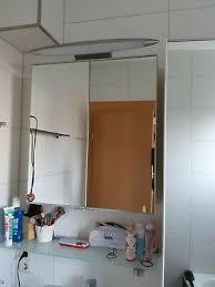 spiegelschrank mit beleuchtung ikea b 60cm h 67cm t 20cm