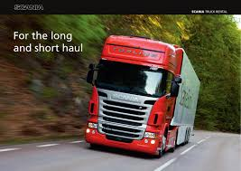 100 Truck Rental Milwaukee Scania Truck Rental By Scania Great Britain Limited Issuu