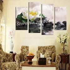 Wall Painting Flower Modern Art Pictures Prints On Canvas For Living Room Home Decor No Frame
