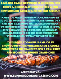 100 Food Truck Tv Show Gameshow Casting On Twitter Looking For Chefs And Cooks For A