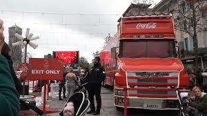 This Is What People Think Of The Coca Cola Truck In Plymouth ... Cacola Other Companies Move To Hybrid Trucks Environmental 4k Coca Cola Delivery Truck Highway Stock Video Footage Videoblocks The Holidays Are Coming As The Truck Hits Road Israels Attacks On Gaza Leading Boycotts Quartz Truck Trailer Transport Express Freight Logistic Diesel Mack Life Reefer Trailer For Ats American Simulator Mod Ertl 1997 Intertional 4900 I Painted Th Flickr In Mexico Trucks Pinterest How Make A With Dc Motor Awesome Amazing Diy Arrives At Trafford Centre Manchester Evening News Christmas Stop Smithfield Square