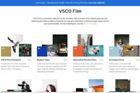 Vsco Film Coupon Code - Mydealz.de Freebies