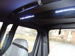 my new interior lights Jeep Wrangler Forum