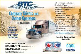 BTC Express - Truck News Blue Line Truck News Streak Fuel Lubricantshome Booster Get Gas Delivered While You Work Cporate Credit Card Purchasing Owner Operator Jobs Dryvan Or Flatbed Status Transportation Industryexperienced Freight Factoring For Fleet Owners Quikq Competitors Revenue And Employees Owler Company Profile Drivers Kottke Trucking Inc Cards Small Business Luxury Discounts Nz Amazoncom Rigid Holder With Key Ring By Specialist Id York Home Facebook Apex A Companies