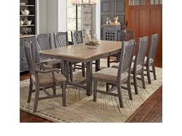 Port Townsend 9 Pc Table & Chair Set- (Trestle Table, 6 ... Legacy Classic Larkspur Trestle Table Ding Set Farmhouse Reimagined Rectangular W Upholstered Amazoncom Cambridge Ellington Expandable 6 Arlington House With 4 Chairs Ding Table And Upholstered Chairs Magewebincom Liberty Fniture Harbor View Ii With Chair In Linen Middle Ages Britannica 85 Best Room Decorating Ideas Country Decor Cheap And Find
