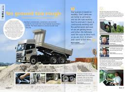 100 Totally Trucks Roads 3 2017 Quon Cover By UD Corporation Issuu