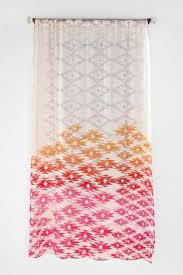 Pink Ruffle Curtains Urban Outfitters by Mociun Urban Vine Curtain From Urbn Outfitters Ashley Morris