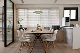 Minimalist Dining Room Design Ideas With Area Interior