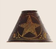 Punched Tin Lamp Shades Canada by Black Lamp Shades Ebay
