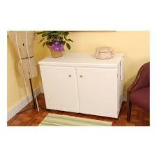 Arrow Kangaroo Sewing Cabinets amazon com arrow cabinet 98701 bertha sewing cabinet white