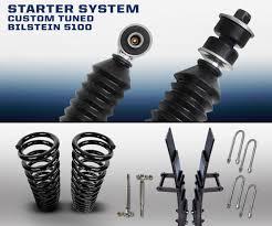 100 Truck Suspension Carli CSSTARTER03D 3 Starter Kit Dodge 0309 Diesel