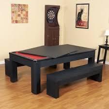 dining pool table combo wayfair