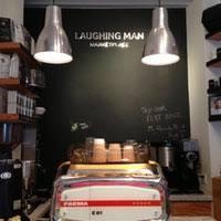 Photo Taken At Laughing Man Coffee Ampamp Tea By Jonathan P On