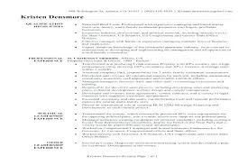 Real Resume Examples Full Size Of Commercial Estate Broker Sample