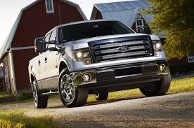 Sustainable Materials Make Ford F-150 Environmentally Friendly And ...