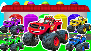 Learn Colors With Blaze Monster Truck!!! Video For Kids And ... Monster Trucks Teaching Children Shapes And Crushing Cars Watch Custom Shop Video For Kids Customize Car Cartoons Kids Fire Videos Lightning Mcqueen Truck Vs Mater Disney For Wash Super Tv School Buses Colors Words The 25 Best Truck Videos Ideas On Pinterest Choses Learn Country Flags Educational Sports Toy Race Youtube Stunts With Police Learning