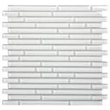 Glass Tile Nipper Home Hardware by Tribeca Glacier Strip Glass Mosaic Kitchen Backsplash Option