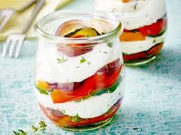 rezepte im glas raffinierte snacks mit durchblick lecker