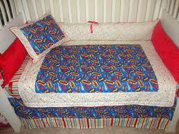Superhero Crib Bedding Set Trendy Superhero Baby Bedding Girl