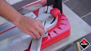 Ishii Tile Cutter Manual by Rubi Tp S Tile Cutters Tp 66 S Tp 75 S Tp 93 S Youtube