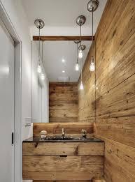 holz interior fürs badezimmer badezimmer rustikal