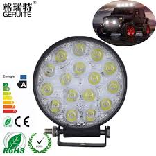 2pcs 48W LED Work Light Waterproof Round Offroad Boat Truck LED ... Amazoncom Mictuning 2pcs 60 White Led Cargo Truck Bed Light Strip 12013 Chevrolet 23500 Rigid Industries Fog Mounting Led Lights For Trucks Exterior R22 In Creative Interior And Ijdmtoy 5pcs Smoked Lens Cab Roof W Amber 8pc Bar Supply 12 Volt Decor Safego 12inch 72w Combo Beam Car Truck Led Offroad Ledglow Tailgate With Reverse For Kit 4 To 6 Boogey Images Of Spacehero Mini 6inch 18w Light Bar 6pcs3w Atv 4x4